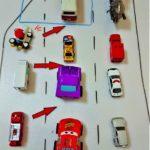 渋滞時の合流のルール、マナー