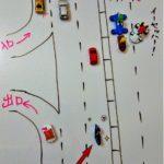高速道路の合流(される場合)
