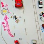 バイクでの高速道路の降り方(一般レーンの場合)