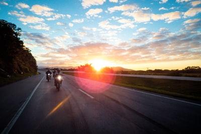 高速道路の燃費
