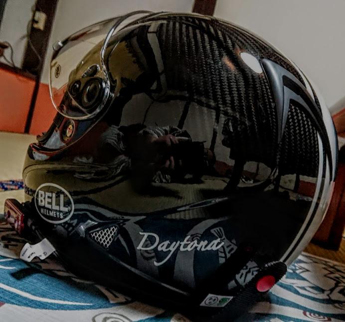 bellヘルメット デイトナモデル
